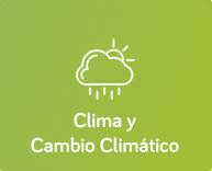 clima y cambio climático