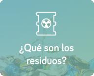 que son los residuos