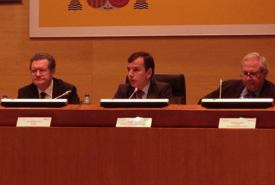 Pablo Saavedra: La implicación de gobiernos, comunidad científica, sociedad civil y empresas frente al cambio climático permitirá que el reto se transforme en oportunidad