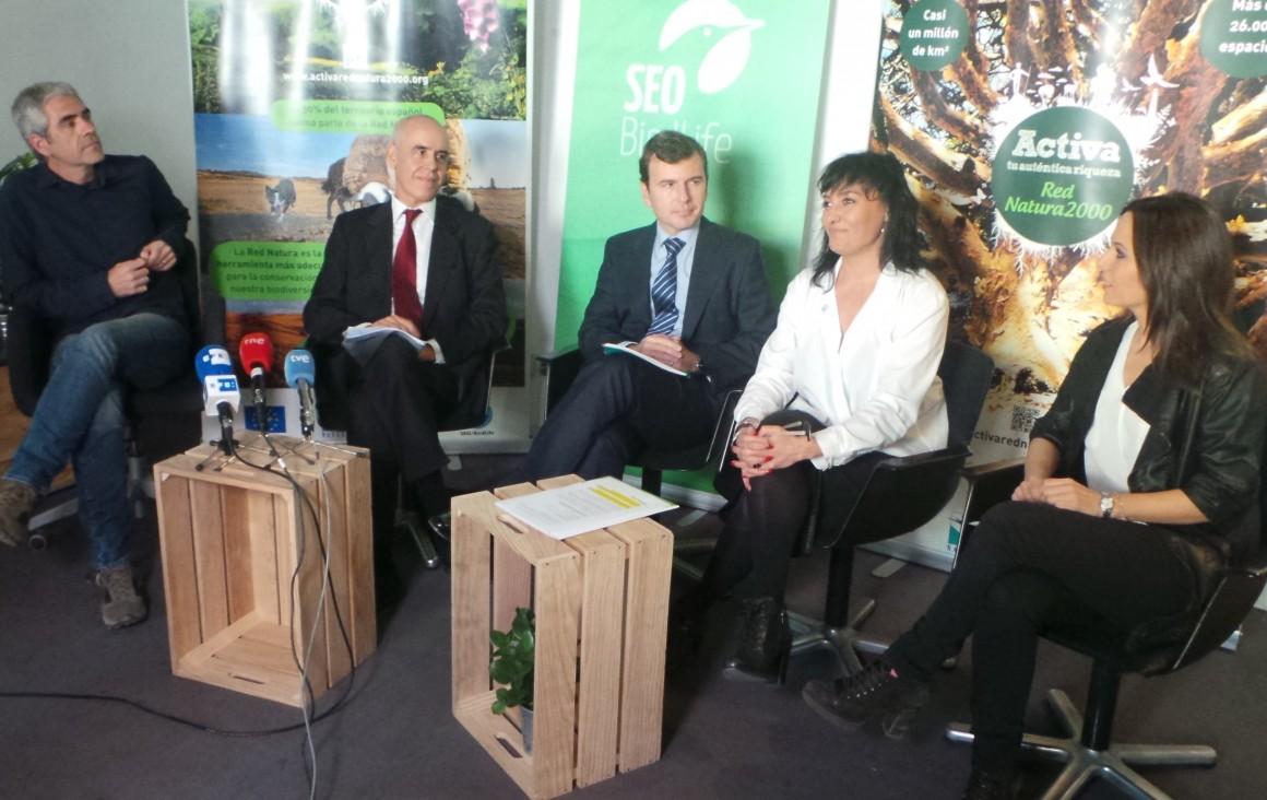 Pablo Saavedra destaca a la Red Natura 2000 como ejemplo de que es posible conciliar la conservación del medio ambiente con la actividad humana
