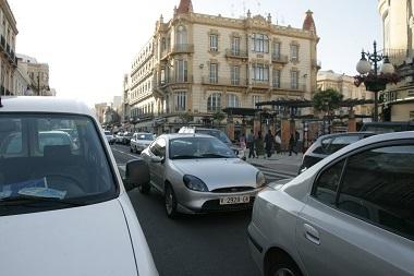 Guelaya y Melilla ConBici piden iniciar el Plan de Acción contra la contaminación acústica
