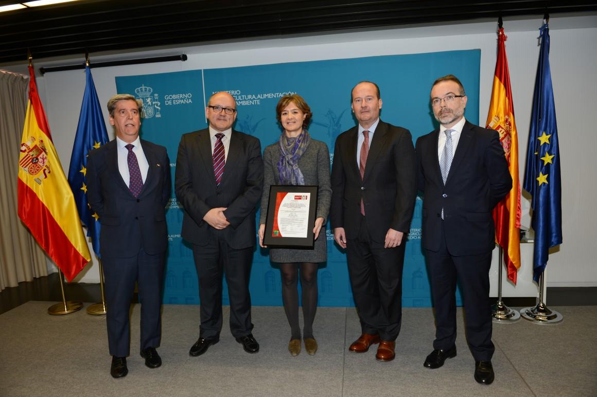 García Tejerina: España es líder indiscutible y un referente a nivel mundial en el control e inspección pesquera