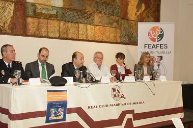 FEAFES trabaja para definir un protocolo para el internamiento clínico