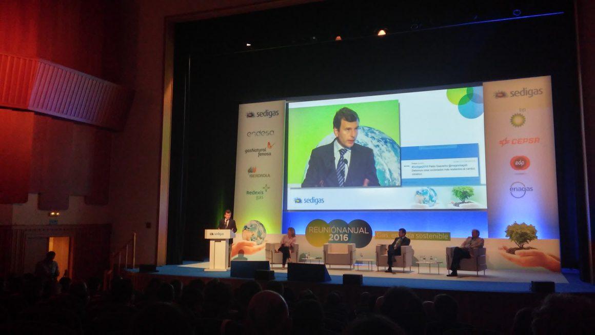 """Pablo Saavedra: """"Ahora estamos en mejores condiciones para afrontar las implicaciones sociales y económicas derivadas del cambio climático"""""""