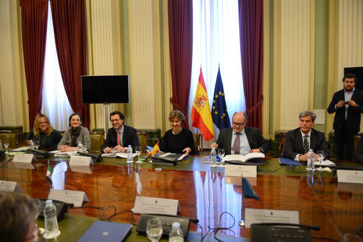 García Tejerina preside el Consejo Consultivo de Política Pesquera para Asuntos Comunitarios