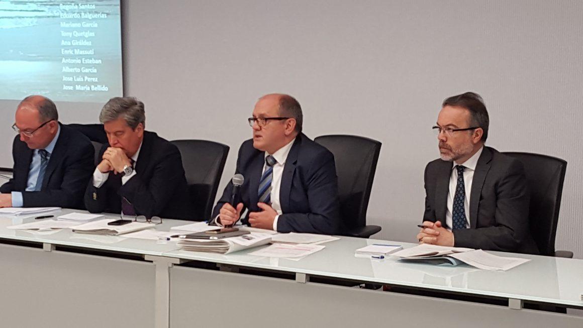 Andrés Hermida presenta un conjunto de medidas destinadas a la recuperación de los recursos pesqueros en el Mediterráneo