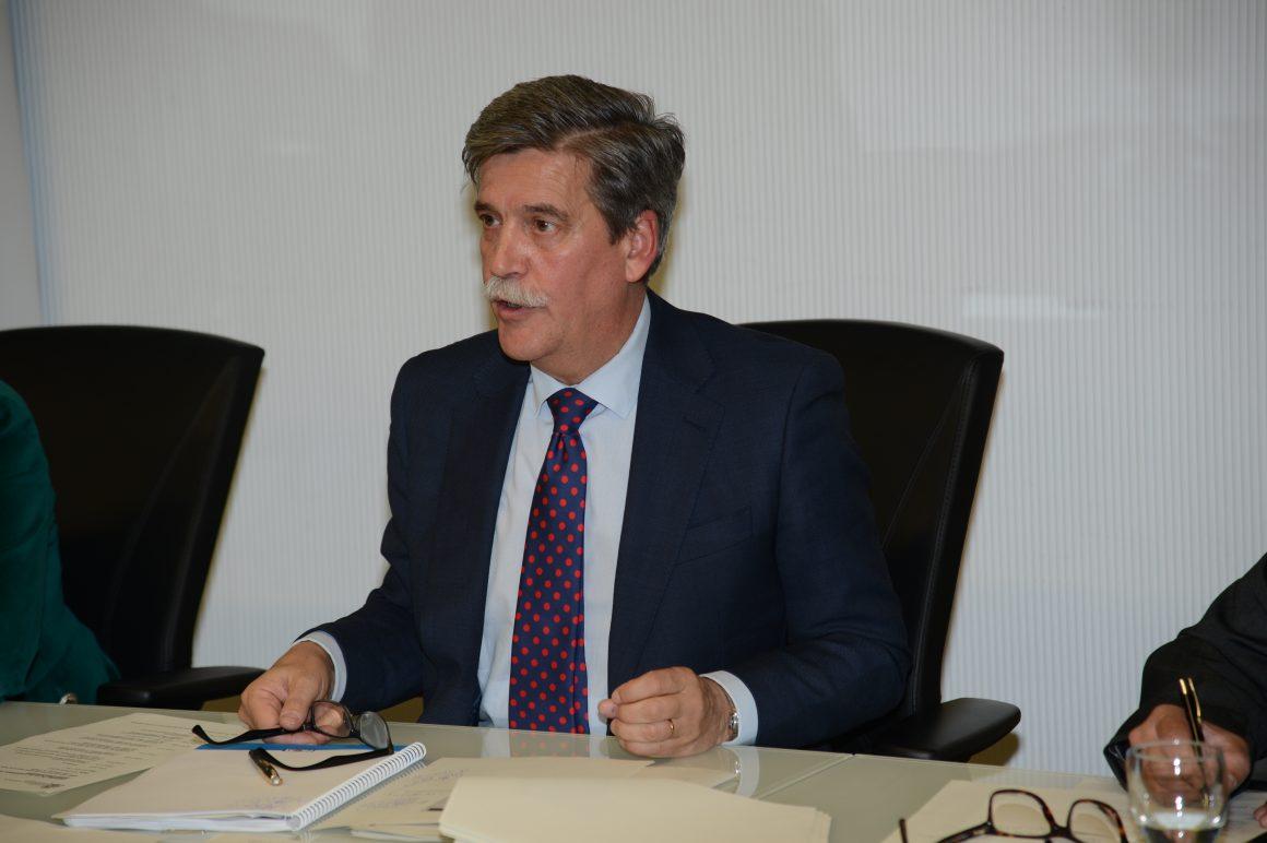 Carlos Larrañaga resalta el compromiso de España con el cumplimiento de la Política Pesquera Común