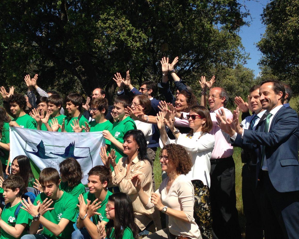 """Pablo Saavedra: """"España es el país que más superficie ha incluido en la Red Natura 2000 de la Unión Europea"""""""