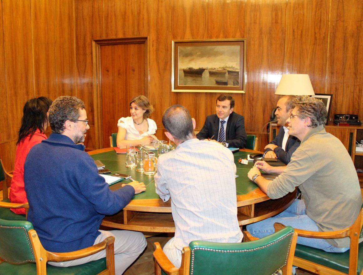 Isabel García Tejerina se reúne con WWF, SEO Birdlife, Amigos de la Tierra, Greenpeace y Ecologistas en Acción