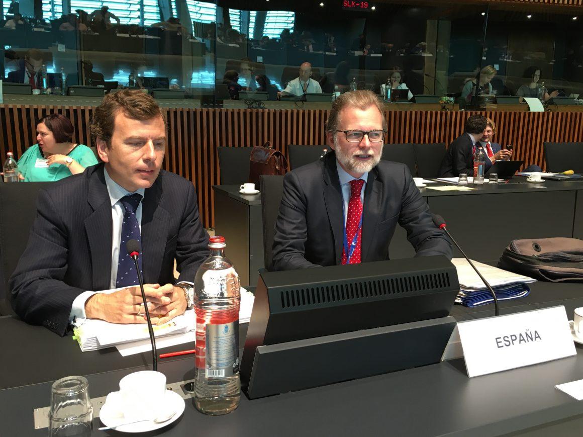España destaca que la declaración del Consejo de Ministros de Medio Ambiente de la UE sobre el Acuerdo de París es una señal política muy importante