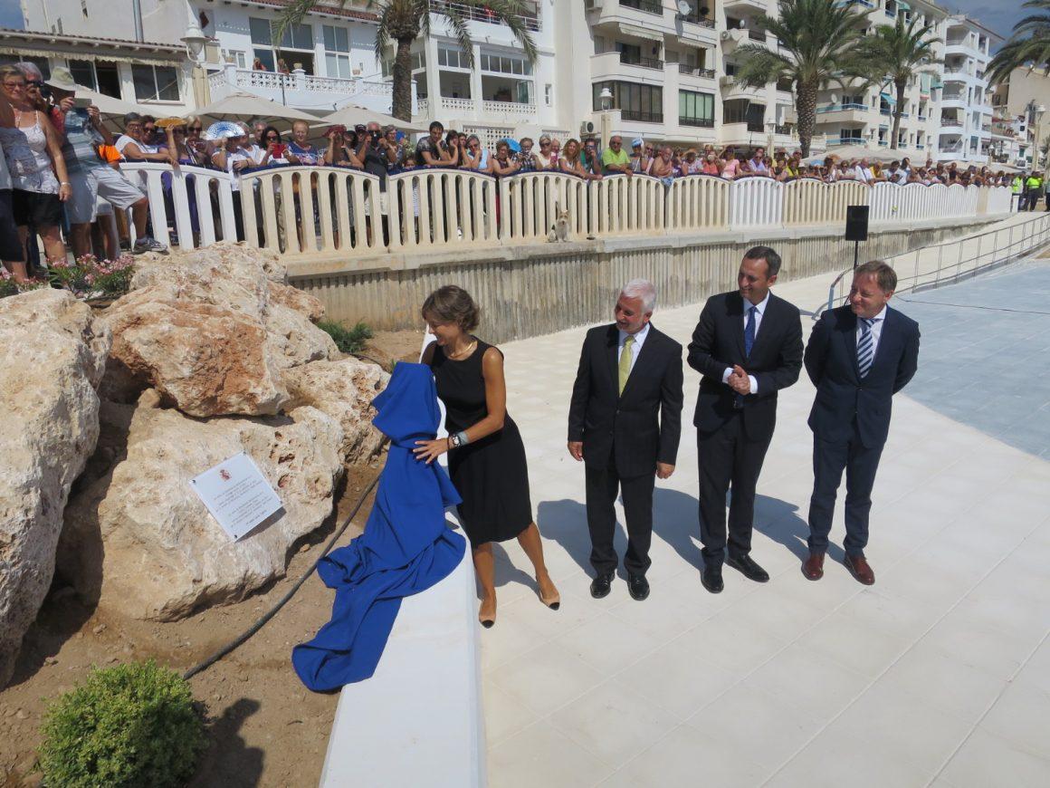 García Tejerina: El Gobierno ha impulsado una política de costas que conserva nuestro patrimonio y garantiza su viabilidad futura