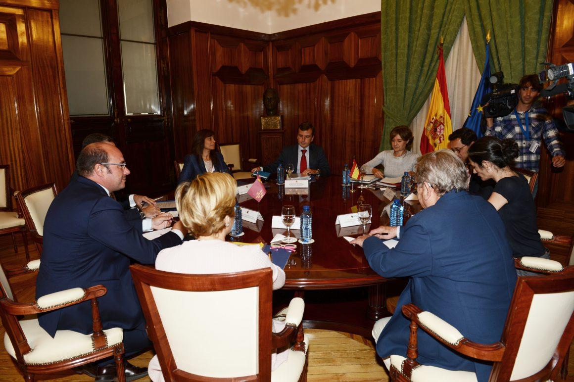 García Tejerina anuncia un nuevo paquete de medidas adicionales frente a la sequía