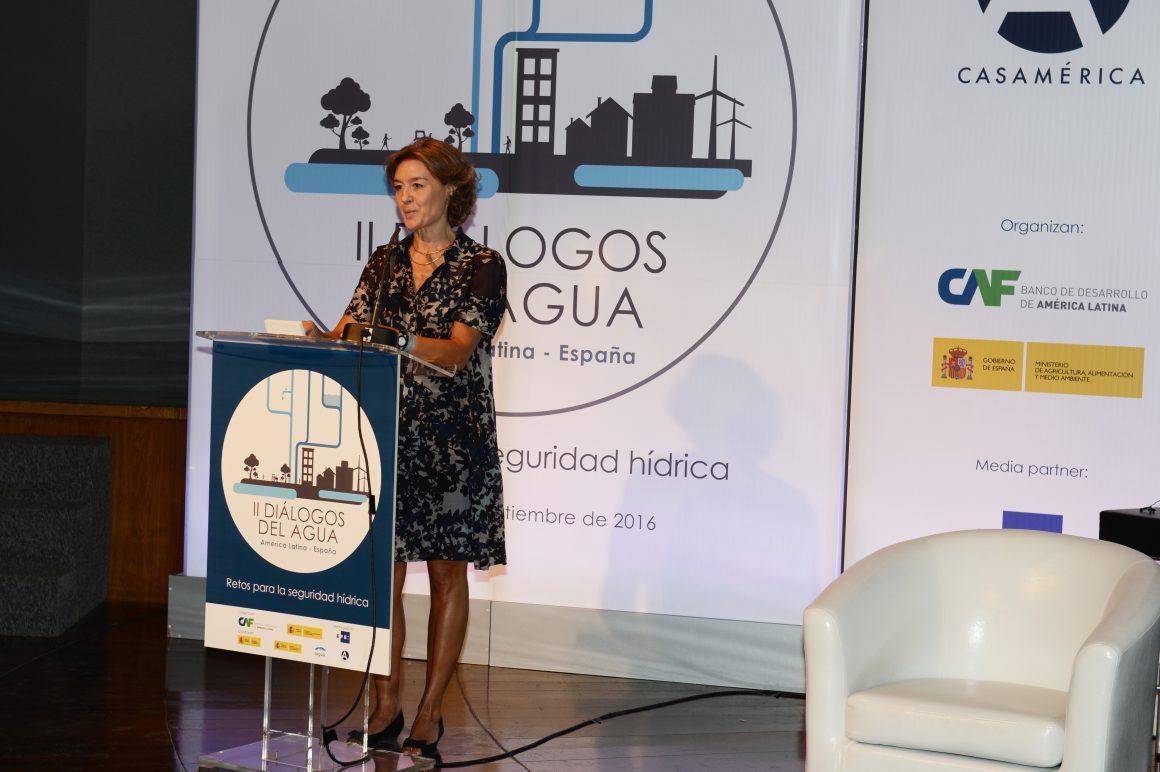 """García Tejerina: """"La seguridad hídrica es una cuestión estratégica"""""""
