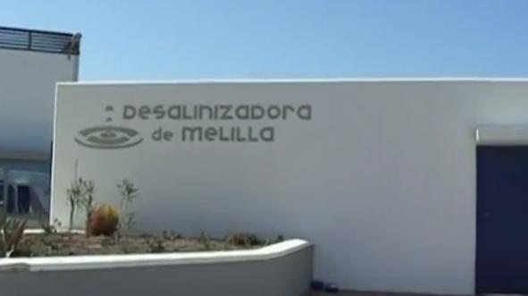 Una avería en la planta desaladora obliga a reducir la presión del agua en toda Melilla