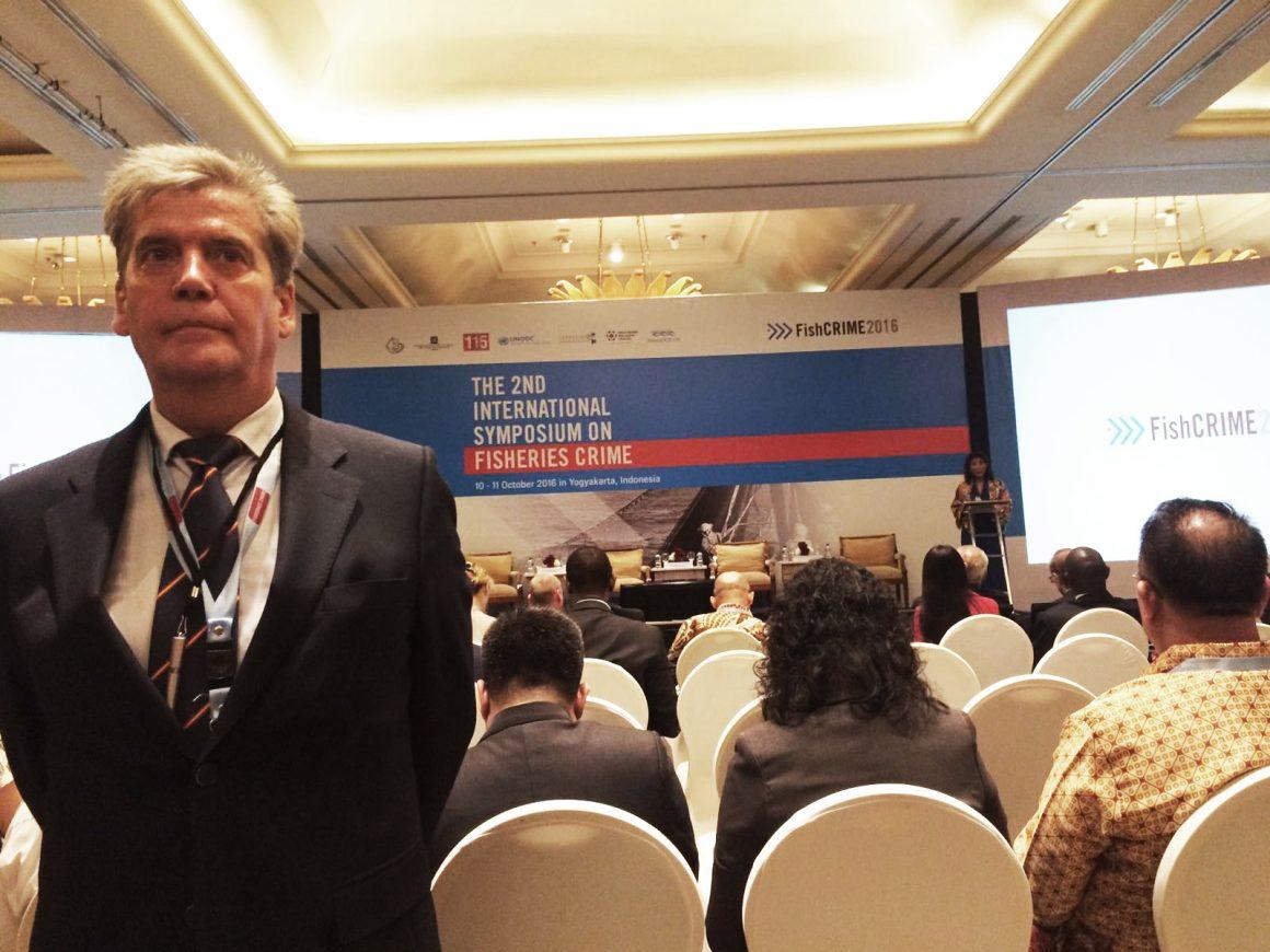 """Carlos Larrañaga expone los logros alcanzados en España en materia de control e inspección y en la lucha contra la pesca ilegal"""""""