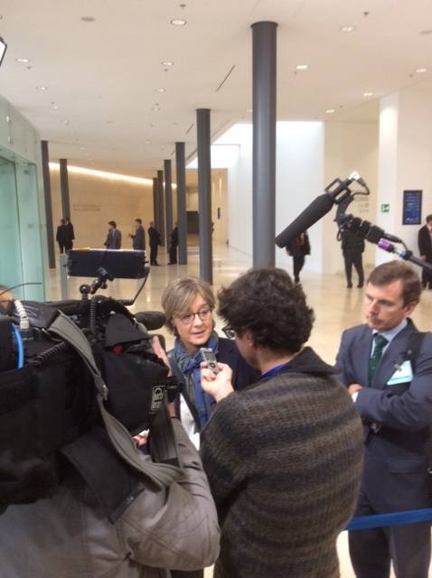 García Tejerina muestra el apoyo de España al paquete legislativo propuesto por la Comisión Europea para acelerar la transición hacia una economía baja en carbono y para dar cumplimiento al Acuerdo de París