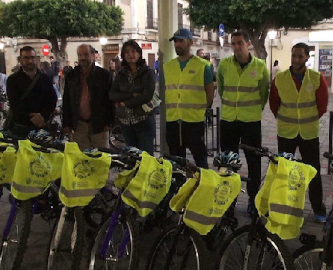 Medio Ambiente adquiere ocho bicicletas para el Proyecto Europeo Star de Movilidad