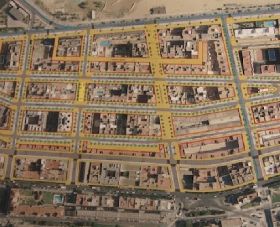 Medio Ambiente presenta el estudio previo de ordenación urbanística en el Barrio del Industrial