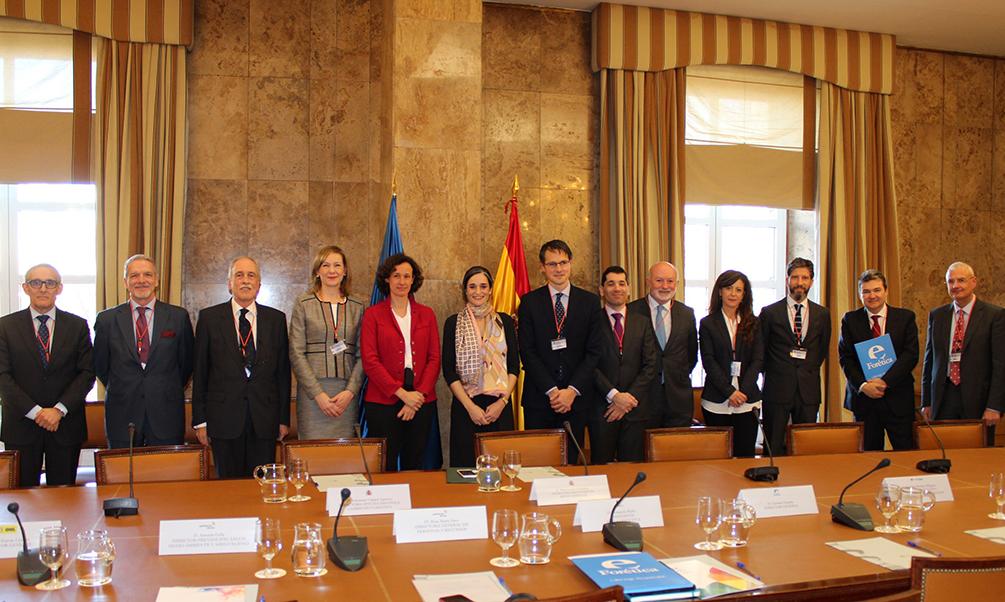 La secretaria de Estado de Medio Ambiente invita a las empresas reunidas en Forética a participar en el diálogo para elaborar la Ley de Cambio Climático y Transición Energética