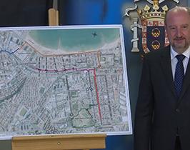 Melilla contará con ocho caminos escolares en el primer trimestre del próximo curso académico