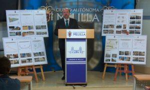 Contrato obras menores Medio Ambiente Melilla