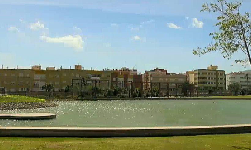 Melilla ha recuperado más de 350.000 metros cuadrados de zonas verdes