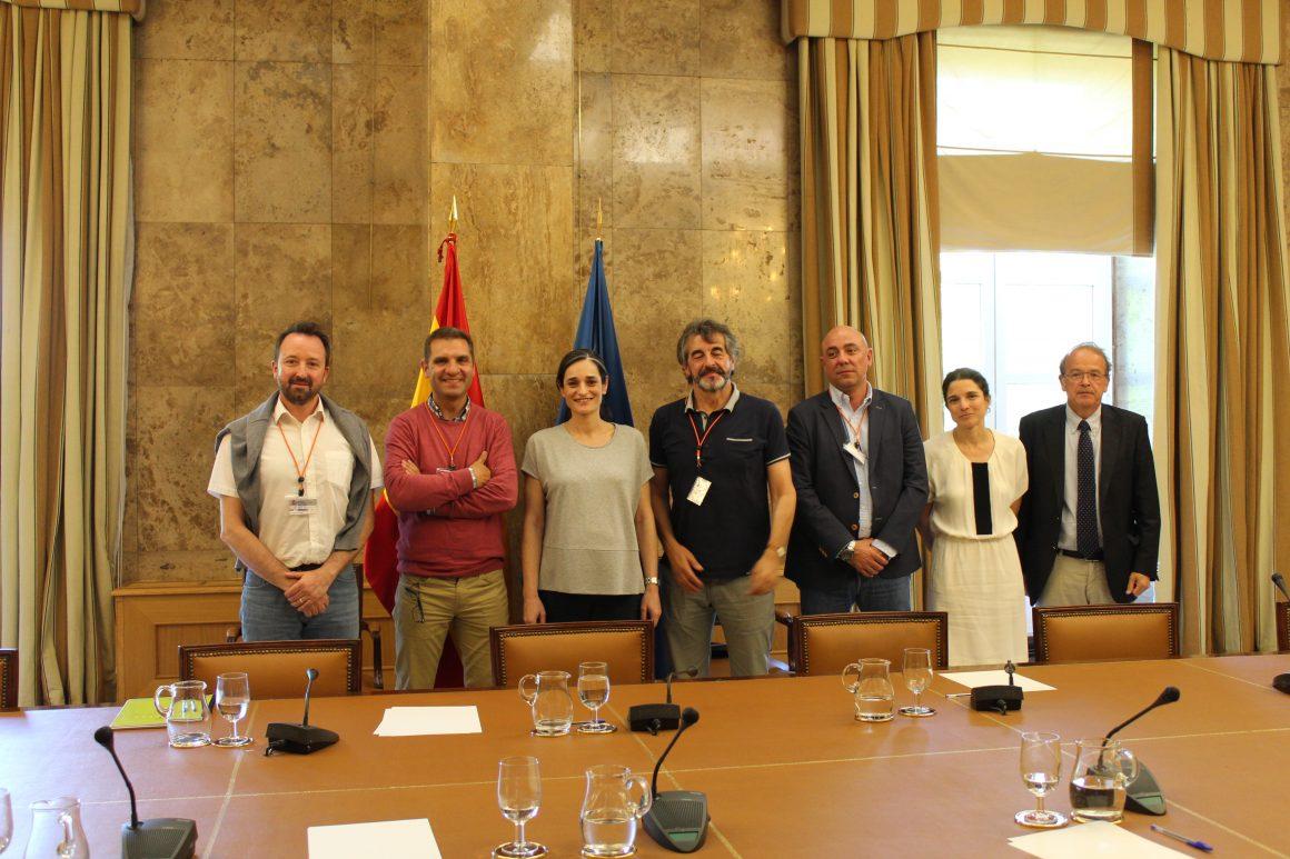 La secretaria de Estado de Medio Ambiente se reúne con la Asociación Española de Fundaciones de Conservación de la Naturaleza