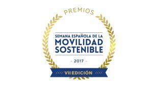 convocatoria de la VII edición de los Premios de la Semana Española de la Movilidad Sostenible 2017