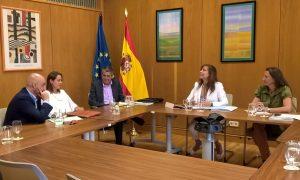 Pacto Nacional del Agua Melilla