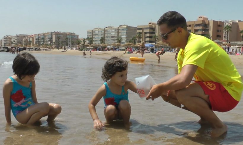 Arranca la Campaña de Educación Medioambiental y Prevención en playas