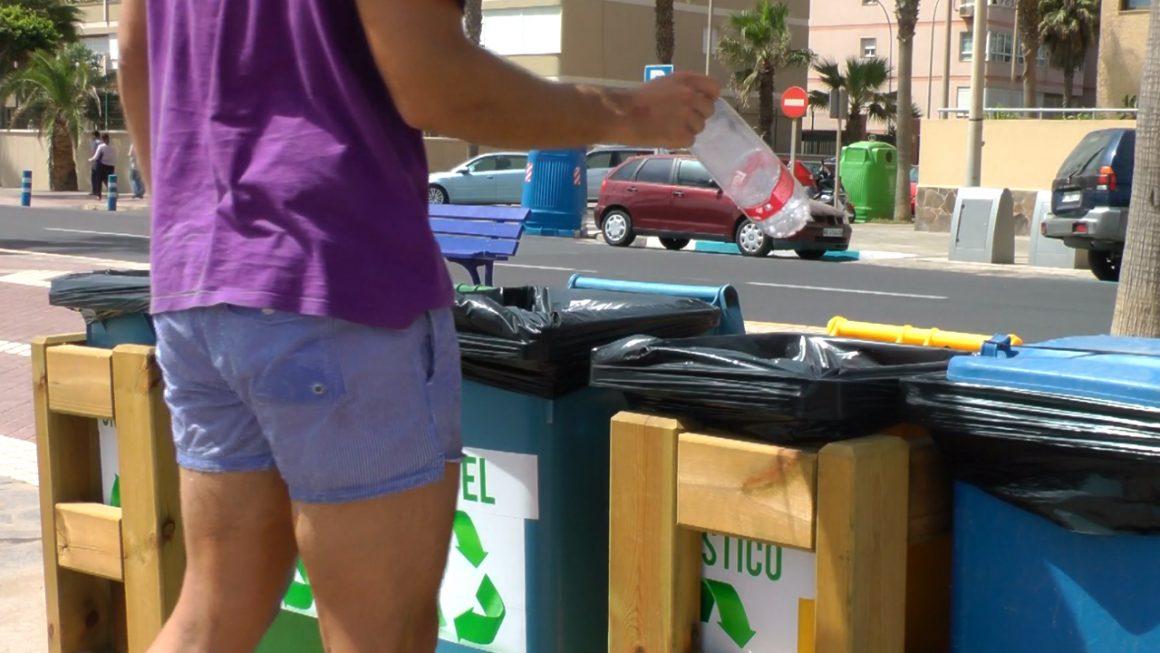Mañana comienza la campaña informativa de limpieza y reciclaje de playas