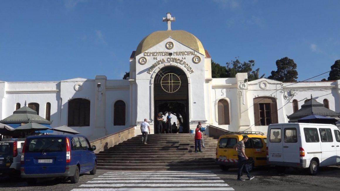 La Ciudad proyecta remodelar la entrada principal del cementerio