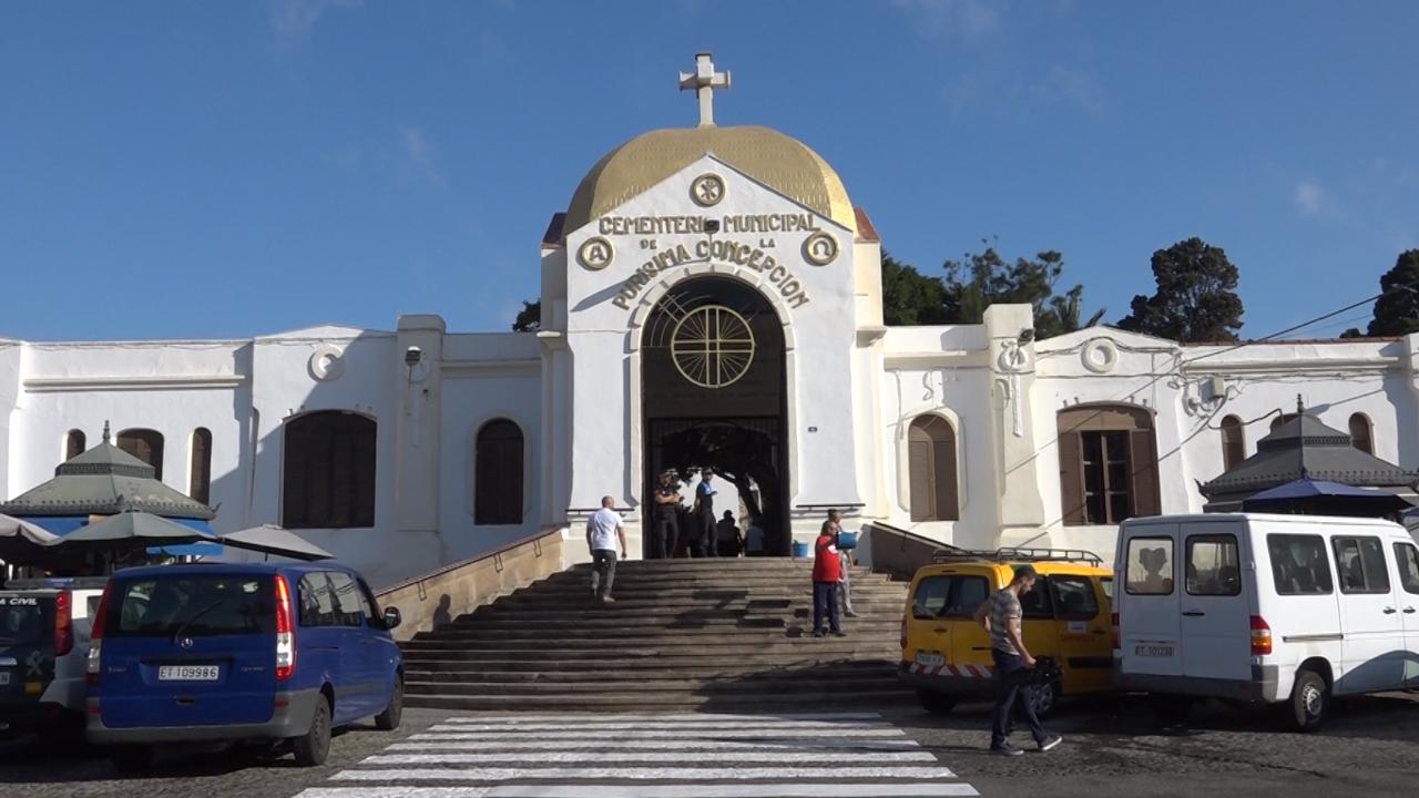 cementerio cristiano de La Purísima