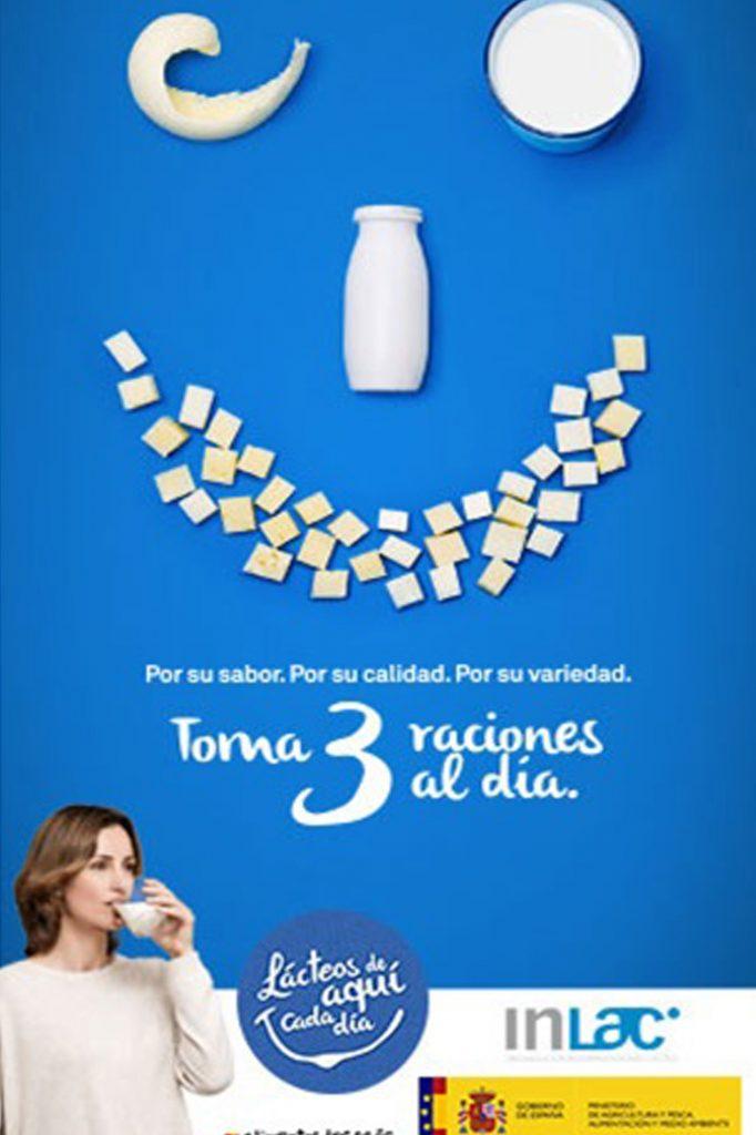Campaña Mapama lácteos