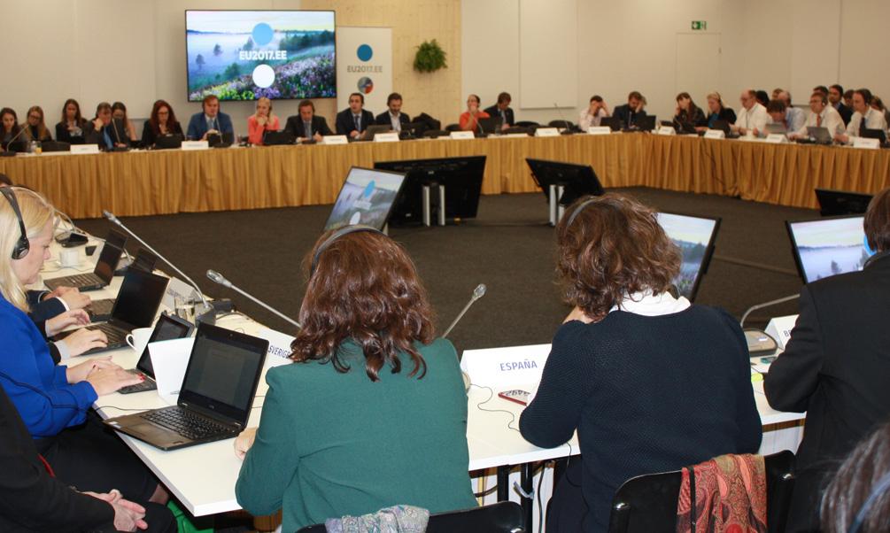 España llega a la Cumbre del Clima de Bonn con los deberes hechos en materia de lucha contra el cambio climático