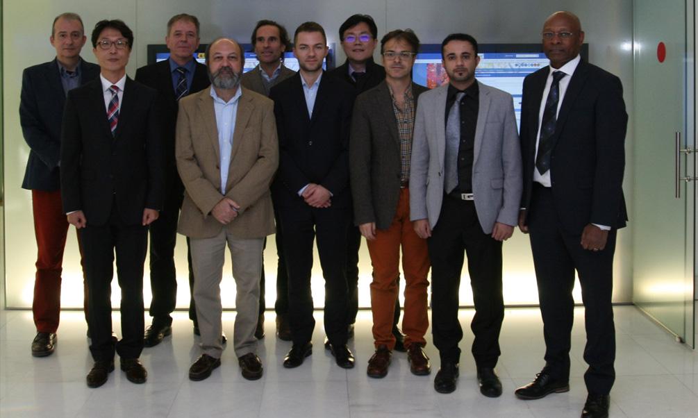 AEMET acoge la sexta reunión de coordinación del Servicio de Información Meteorológica Mundial (WWIS) de la Organización Meteorológica Mundial (OMM)