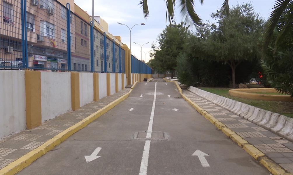 Medio Ambiente inicia dos obras para mejorar la movilidad de los escolares