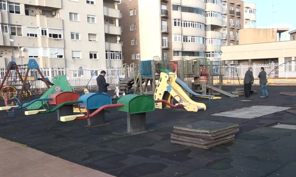 Comienza la remodelación del Parque Infantil 'Rusadir', que durará 5 meses