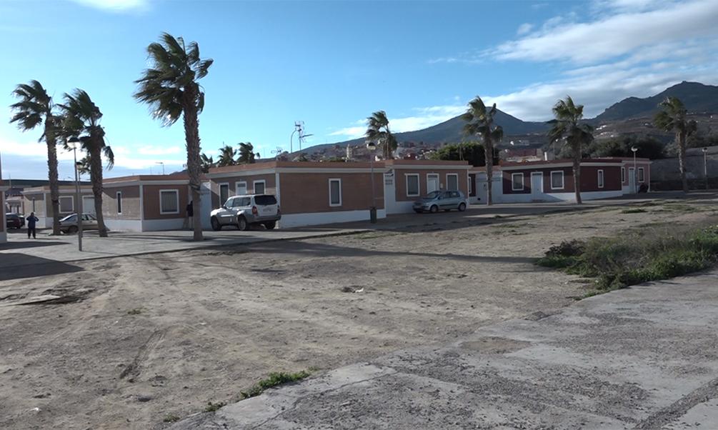 Las Caracolas contará con un parque infantil de mil metros cuadrados