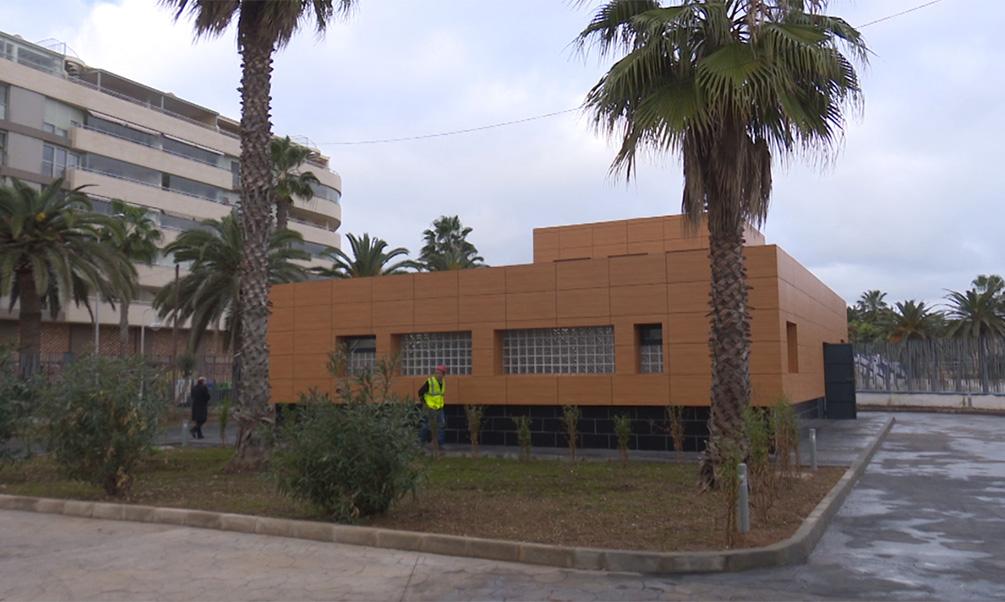 Medio Ambiente recupera la estación de bombeo del Río de Oro