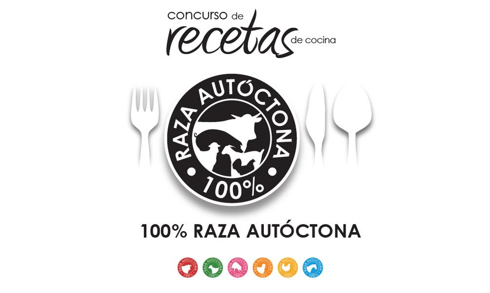 Concurso recetas 100×100 Raza Autóctona