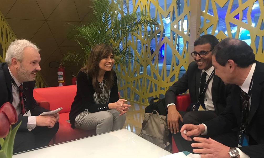 España y Marruecos acuerdan reforzar la colaboración bilateral en temas de agua