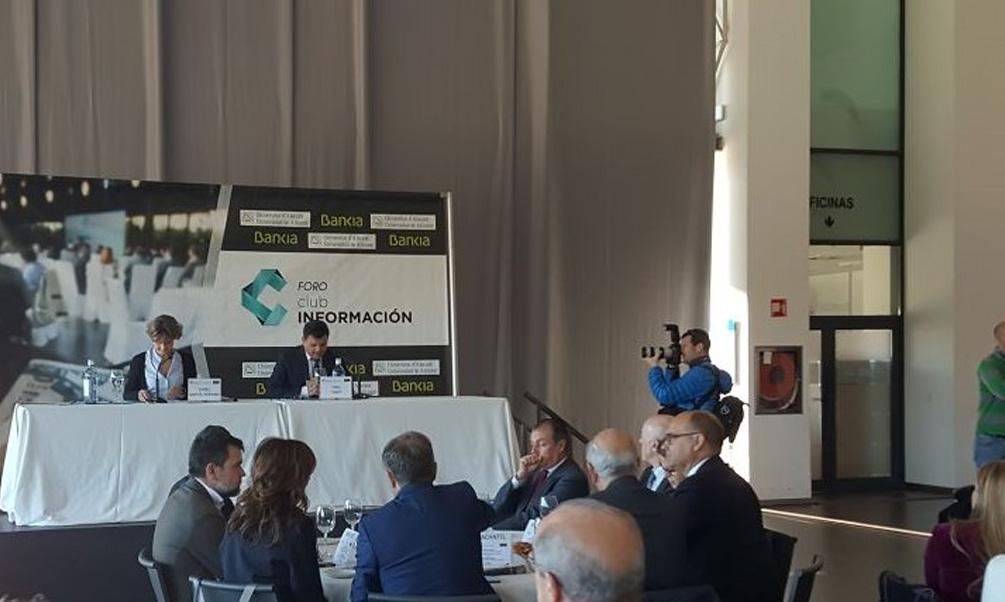 Isabel García Tejerina: Este Gobierno trabaja en una política de agua con visión de futuro