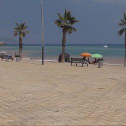 Los perros podrán acudir a la playa de Horcas Coloradas este verano