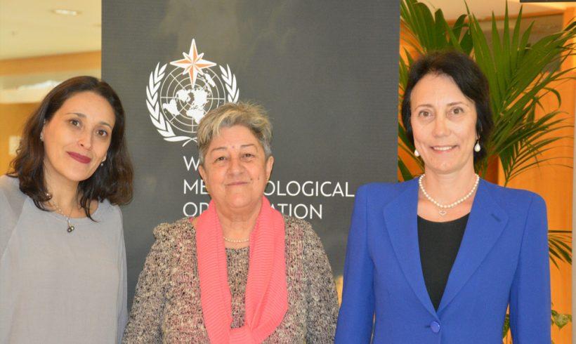 La Organización Meteorológica Mundial (OMM) nombra a la española Manola Brunet presidenta de la Comisión internacional de Climatología