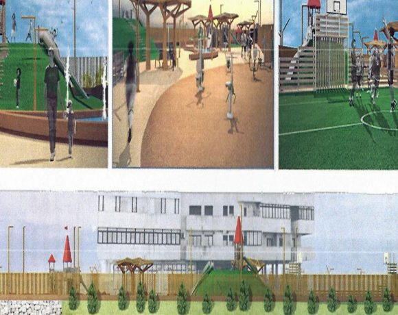 Nuevo parque en Rond - alt
