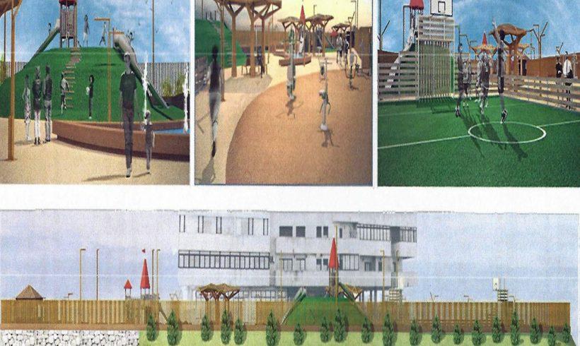 Nuevo parque en Ronda Compañía de Mar con una inversión de 576.000 euros - alt
