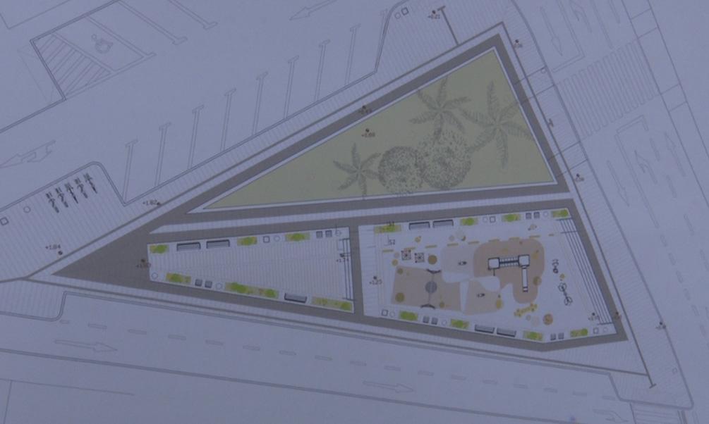 Medio Ambiente inicia las obras de un parque en el Barrio Constitución