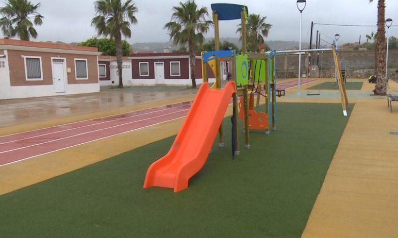 El barrio de Las Caracolas ya tiene un parque infantil para sus vecinos - alt