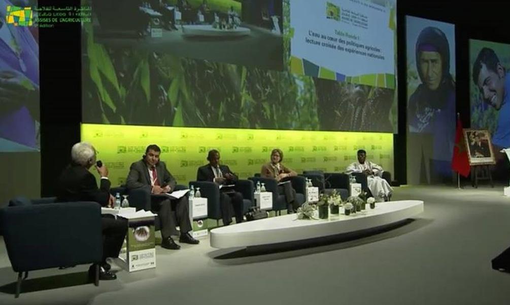 Isabel García Tejerina: Los jóvenes europeos y africanos son la clave de futuro para el progreso del sector agroalimentario icono barra herramientas
